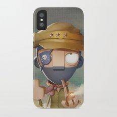 Marcos iPhone X Slim Case