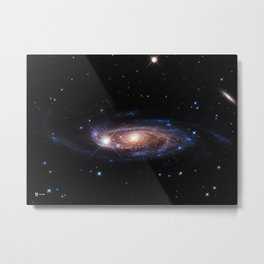 UGC 2885 galaxy Metal Print
