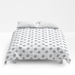 Peach Rings Comforters
