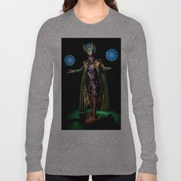 I've Seen Worlds You've Never Known About Long Sleeve T-shirt