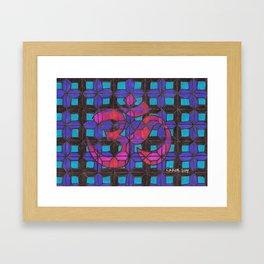 OM #2 Framed Art Print