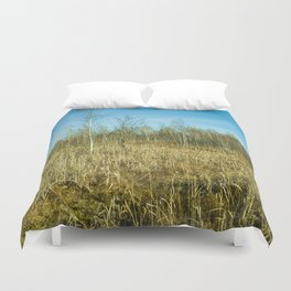 The Greatest View Duvet Cover