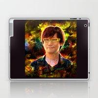 Hideo Kojima Laptop & iPad Skin