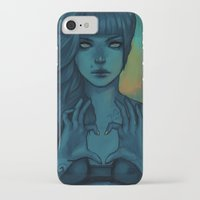 sail iPhone & iPod Cases featuring Sail by Cassie Wolfe