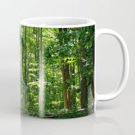 Pine tree woods Coffee Mug