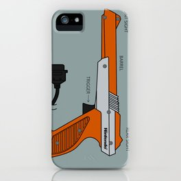 Nes Zapper iPhone Case