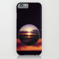 Float on the clouds like a drop of dew and bask in the light of a sunrise view Slim Case iPhone 6s
