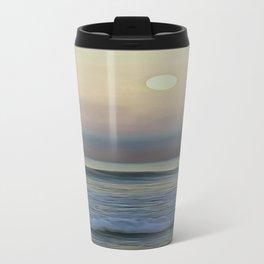 Pale Sunset Travel Mug