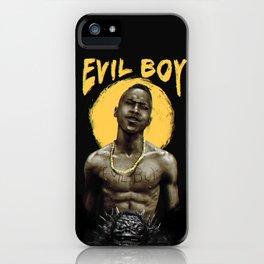 Wanga Jack - Evil Boy iPhone Case