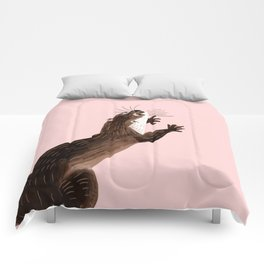 Asian small-clawed otter Comforters