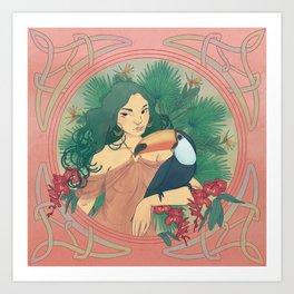 Toucan I Art Print