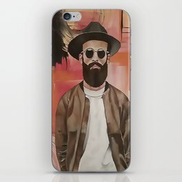 COOL DUDE iPhone Skin