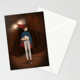 Loveliest Lies of All Stationery Cards