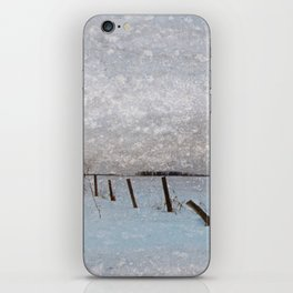 A Winter's Day iPhone Skin