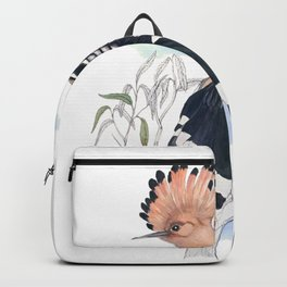The Hoopoe Backpack