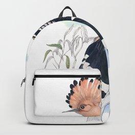 The Hoopoe Backpack