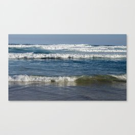 Music in its Roar Canvas Print