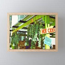 Brussels Framed Mini Art Print