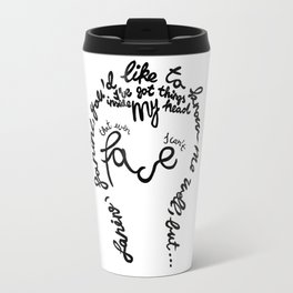 David Bowie - Janine Travel Mug