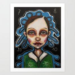 myth Art Print
