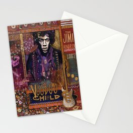 Voodoo Child Stationery Cards