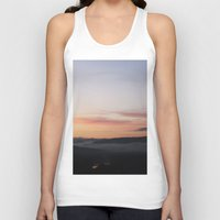 florence Tank Tops featuring Florence Sunrise by viettriet