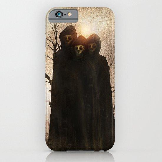 Darkness II iPhone & iPod Case