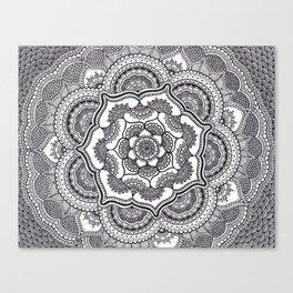 Spring Lotus Canvas Print