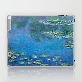 Claude Monet - Water Lilies Laptop & iPad Skin
