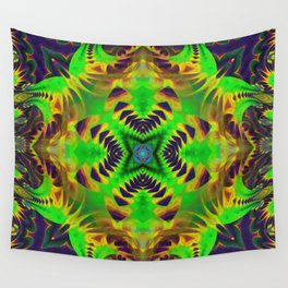 n3 Neu Psychedelic Wall Tapestry