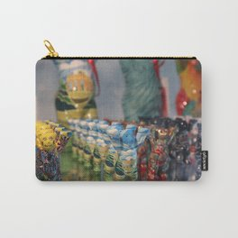 Berlin Bear Greetings Carry-All Pouch