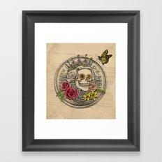 The Eternal Queen Framed Art Print
