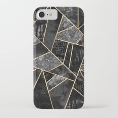 Black Stone 2 iPhone 7 Slim Case