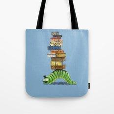 Monsieur Caterpillar Tote Bag