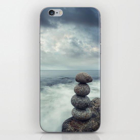 Maintain the Balance iPhone & iPod Skin