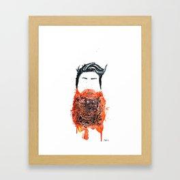Tabacco Framed Art Print