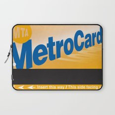 MetroCard Laptop Sleeve