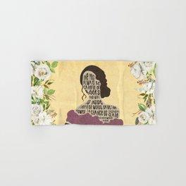 Tessa Gray - Clockwork Angel (new version) Hand & Bath Towel