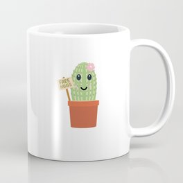 Cactus free hugs Coffee Mug