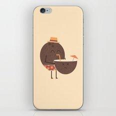 Cannibal! iPhone Skin