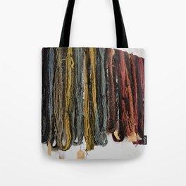 Yarn Work Tote Bag