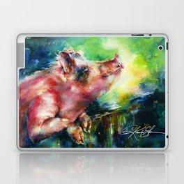 Charlie - by Kathy Morton Stanion Laptop & iPad Skin