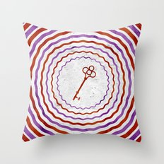 Phantom Keys Series - 09 Throw Pillow