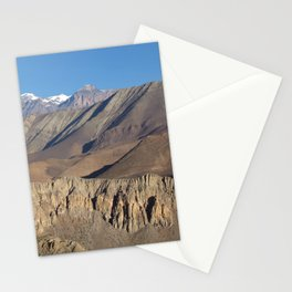 Scenery from Road to Jomsom Stationery Cards