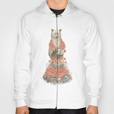 The Bear and the Poppies Hoody