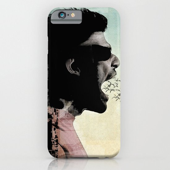 cry city iPhone & iPod Case