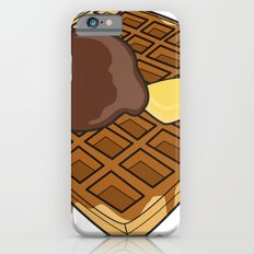Waffle Time is Anytime. iPhone 6s Slim Case