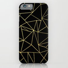 Ab Dotted Gold Slim Case iPhone 6s