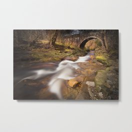 Cumbrian Flow Metal Print