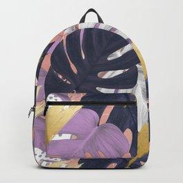 monstera mood Backpack